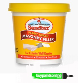 sandtex ready mixed filler